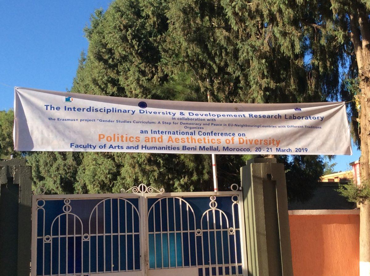 International conference Politics and Aesthetics of
