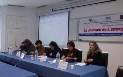 """Open Day on Women's Entrepreneurship"""", 10 April, 2017"""
