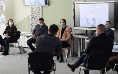 Gender sensitivity trainings for professionals